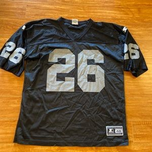 Vintage Oakland Raiders Jersey